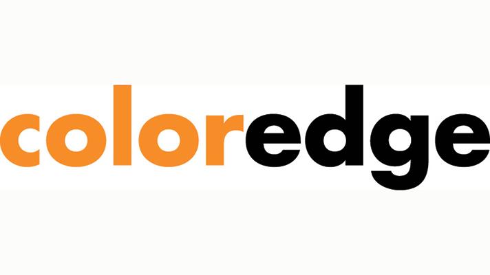 Coloredge Logo