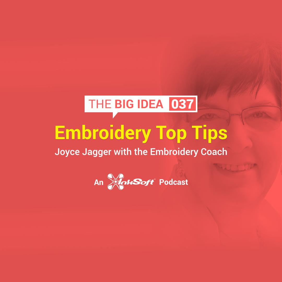 InkSoft Big Idea Joyce Jagger Podcast