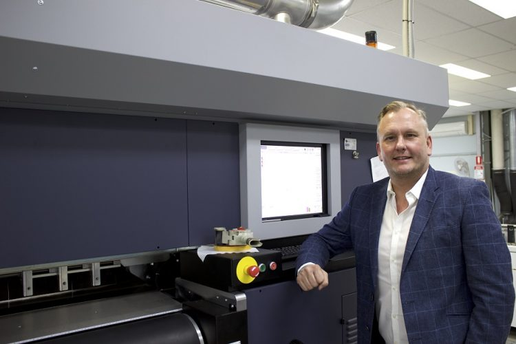 Matt Ashman, longtime employee of Durst, Durst Oceania officially unveiled after successful P5 launch