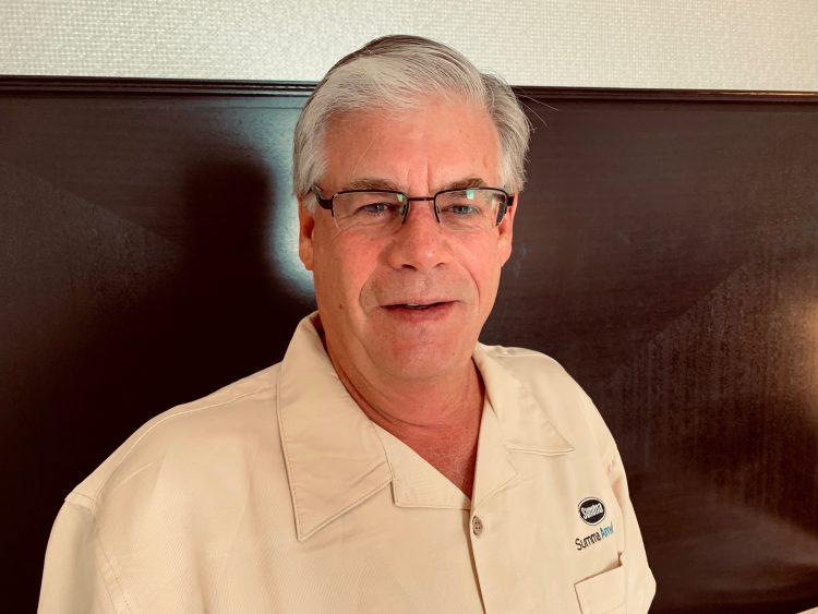 Gary Buck, Summa hires Gary Buck as VP- Sales & Marketing for North America