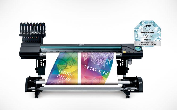 Roland DGA Texart RT-640M multifunction dye-sublimation printer