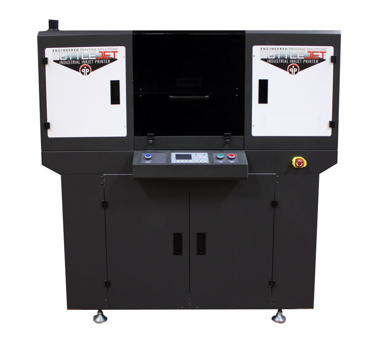 BottleJET 2.0 Cylindrical Inkjet Printer, XAAR's Engineered EPS to Display Direct to Substrate Digital Printers at PRINTING United and Pack Expo