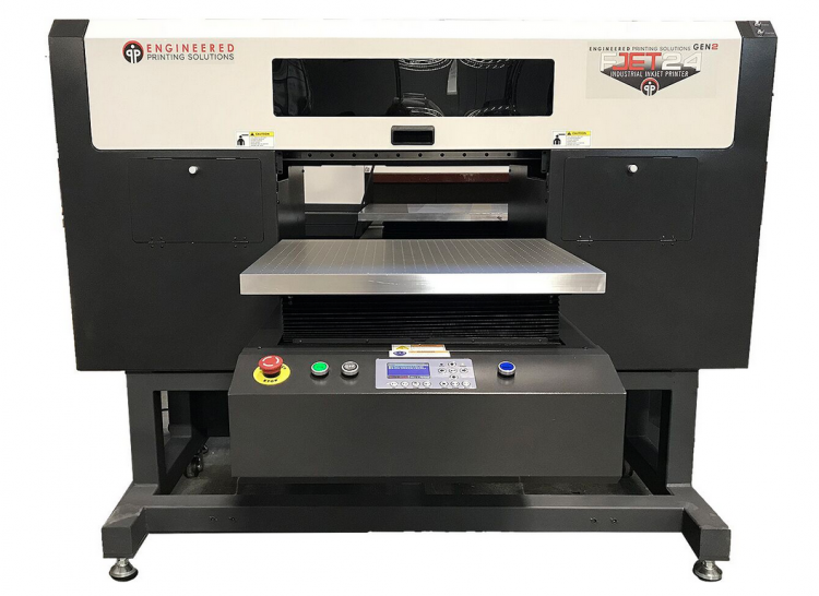 FJet24 Gen2, XAAR's Engineered EPS to Display Direct to Substrate Digital Printers at PRINTING United and Pack Expo
