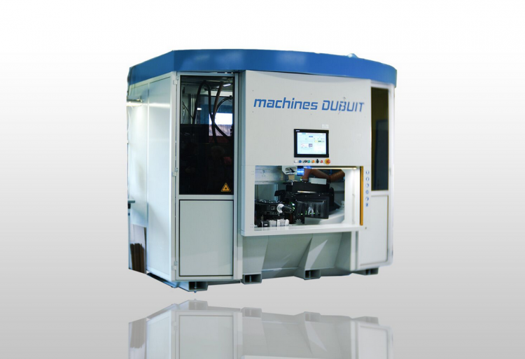 Machines Dubuit MD9450, XAAR'S ENGINEERED PRINTING SOLUTIONS (EPS) TO DISPLAY DIRECT TO SUBSTRATE DIGITAL PRINTERS AT PRINTING UNITED AND PACKEXPO