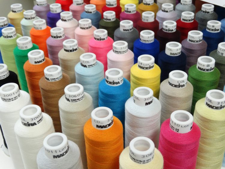 The PAS Store Offers Burmilana Wool Blend Embroidery Thread