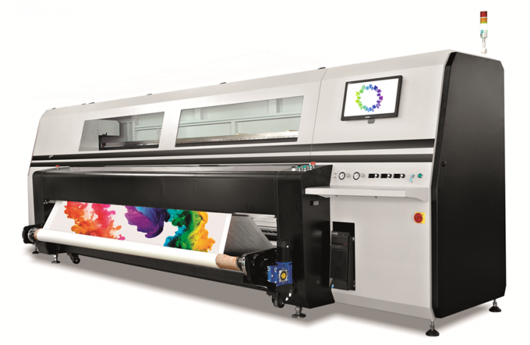 Star Enhances Capabilities with High-Speed Panthera S4-3.2m Dye Sublimation Printer
