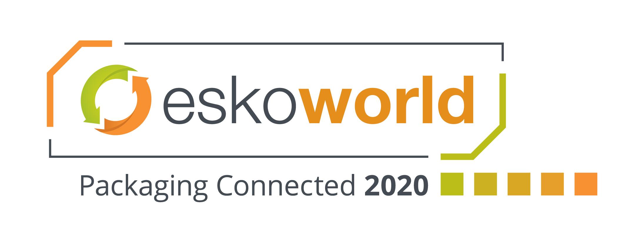 Virtual Eskoworld Logo