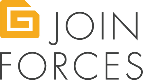 Gerber Join Forces logo