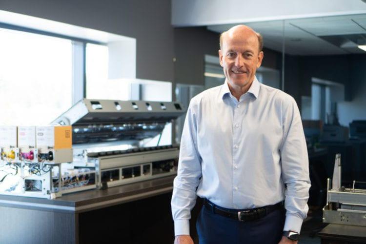 Len Lauer, CEO, Memjet