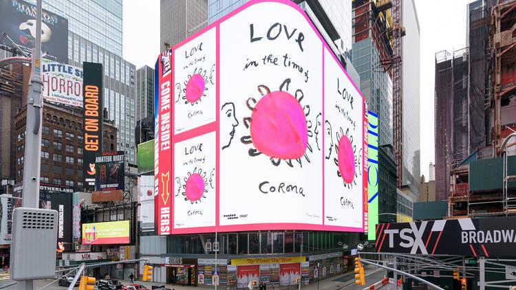 New York Inspirational OOH