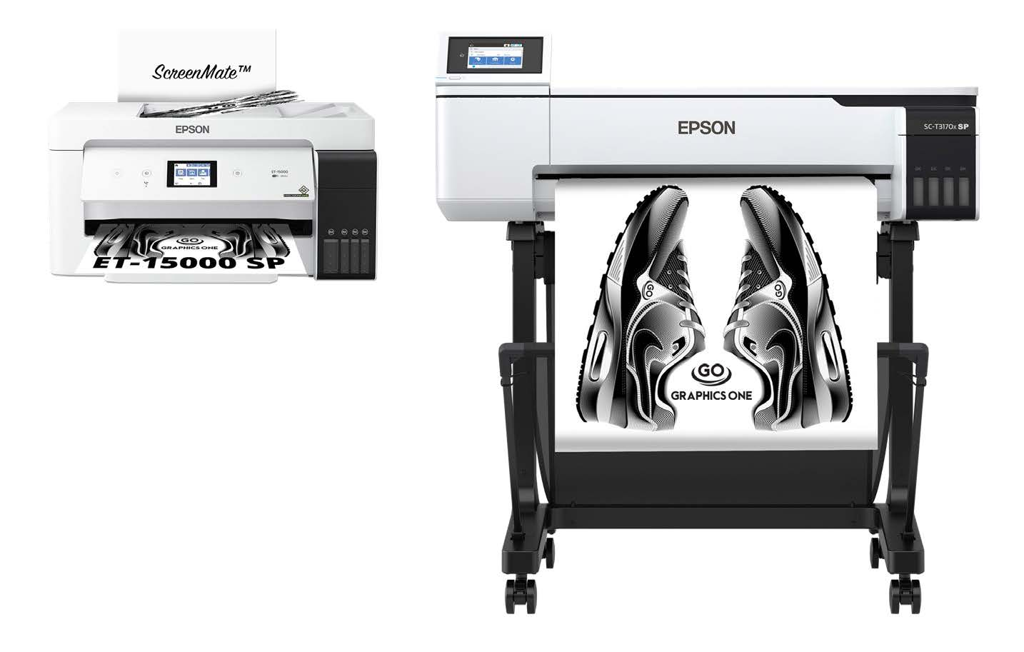Graphics One launches new screen printers