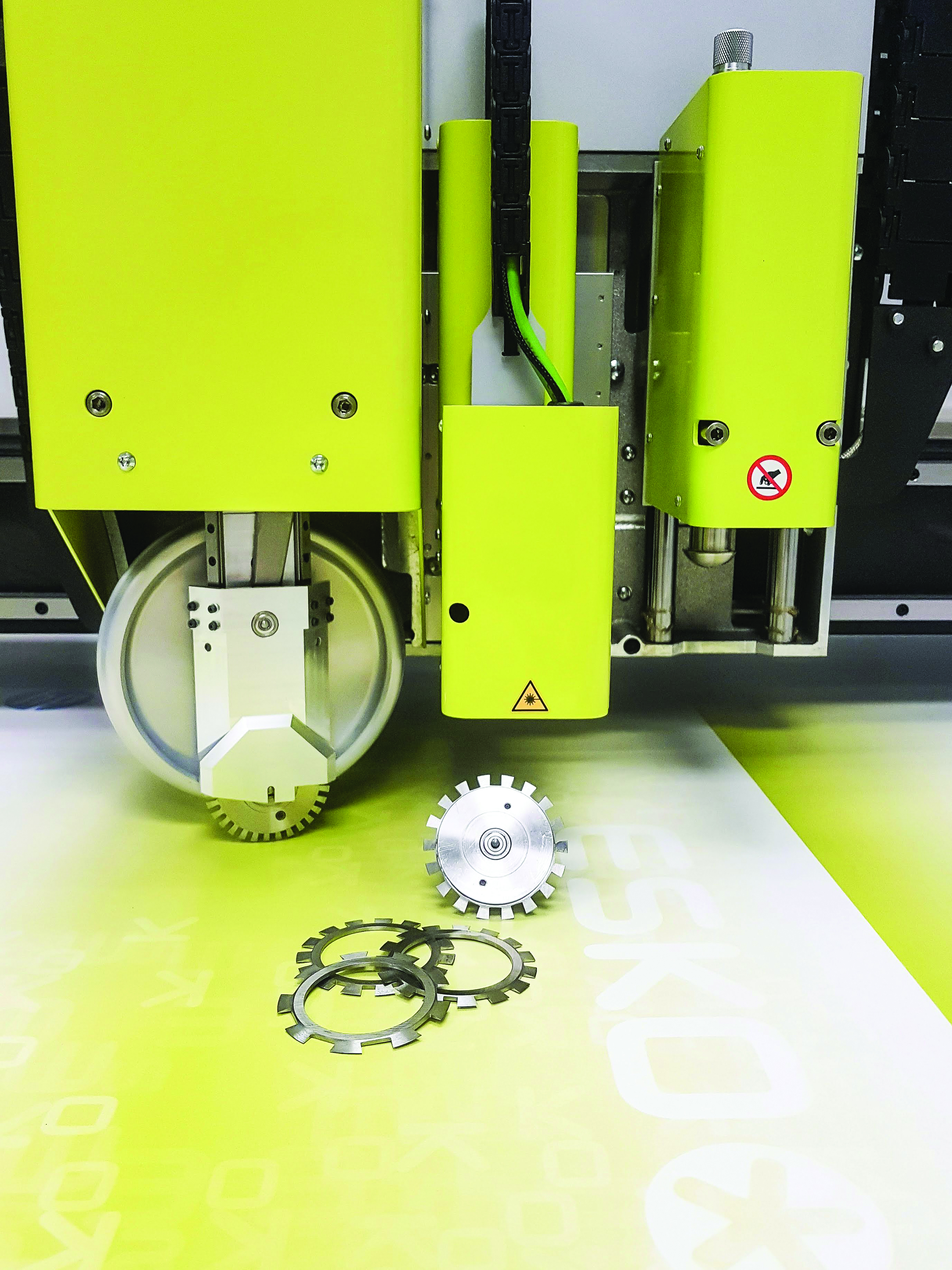 Versatility drives wide-format cutting and routing.