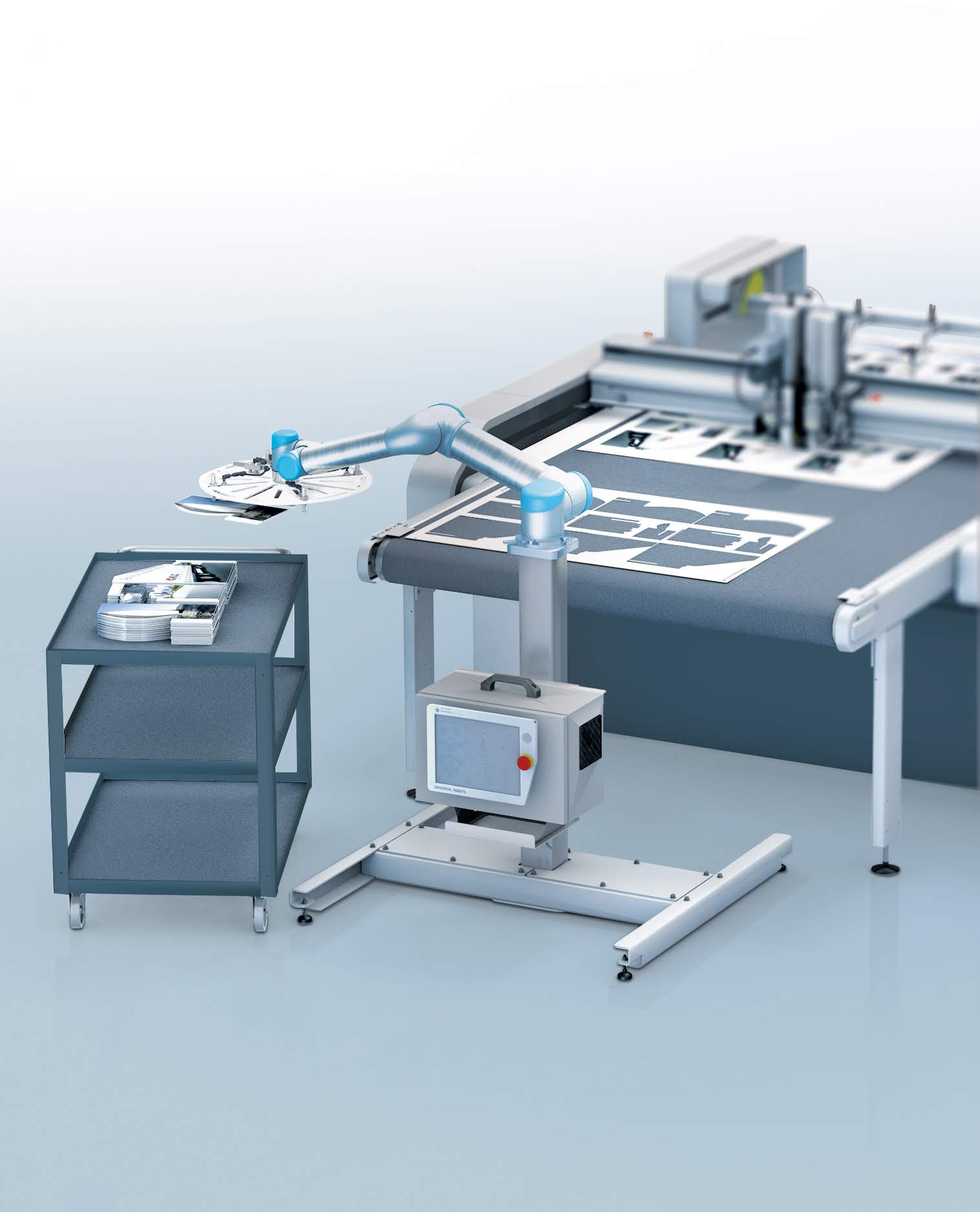 Automation is helping advance cutting and routing technologies.