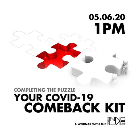 Duggal's COVID-19 Comeback webinar