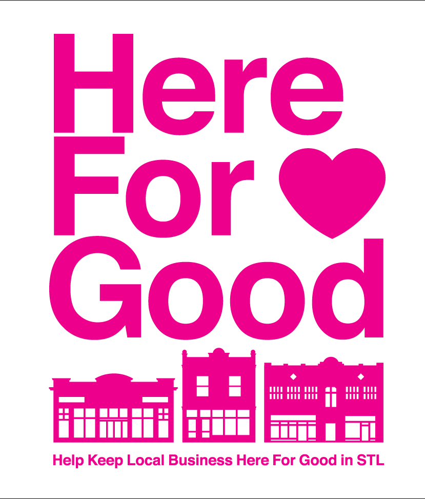 HereforGood campaign