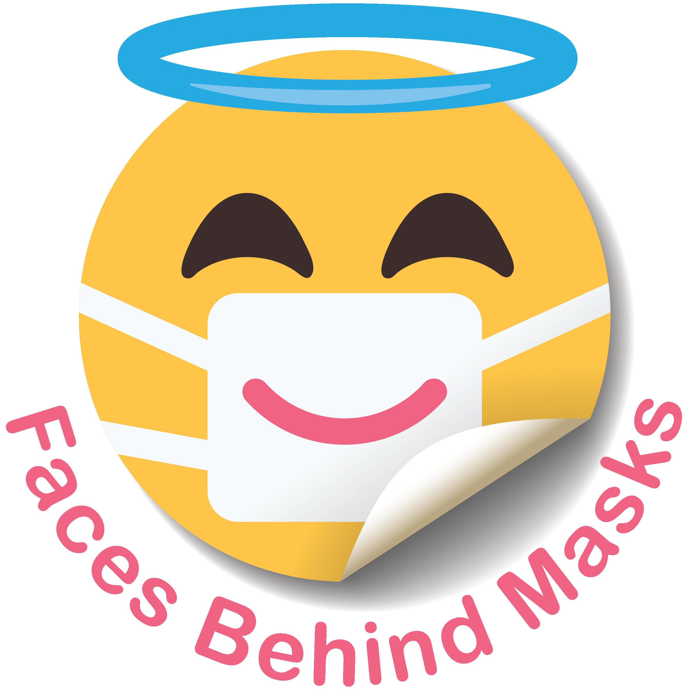Faces Behind Masks logo