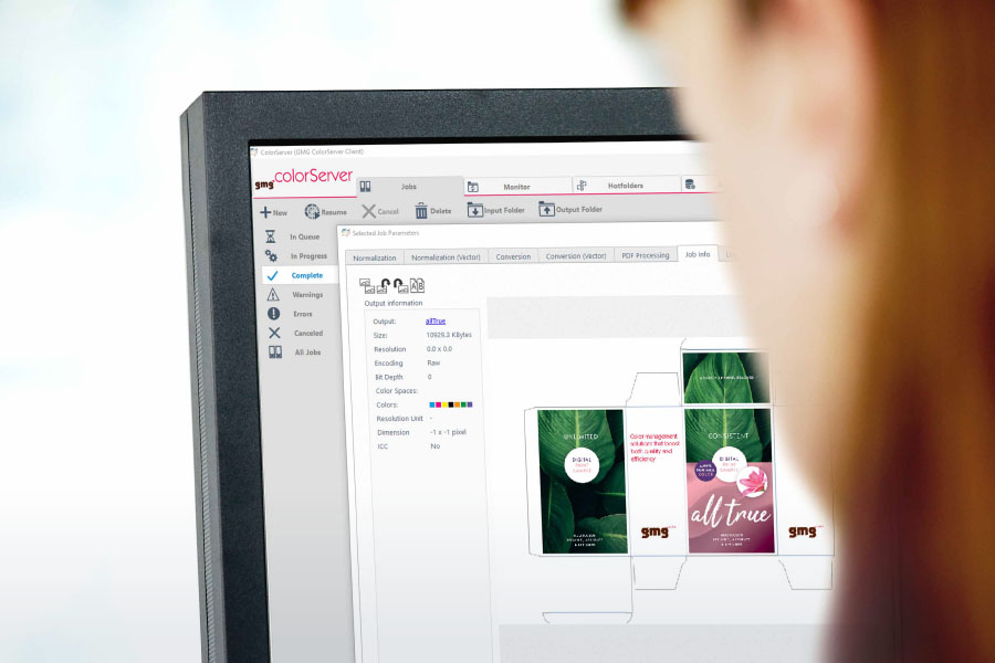 GMG HP PageWide Color Management Software