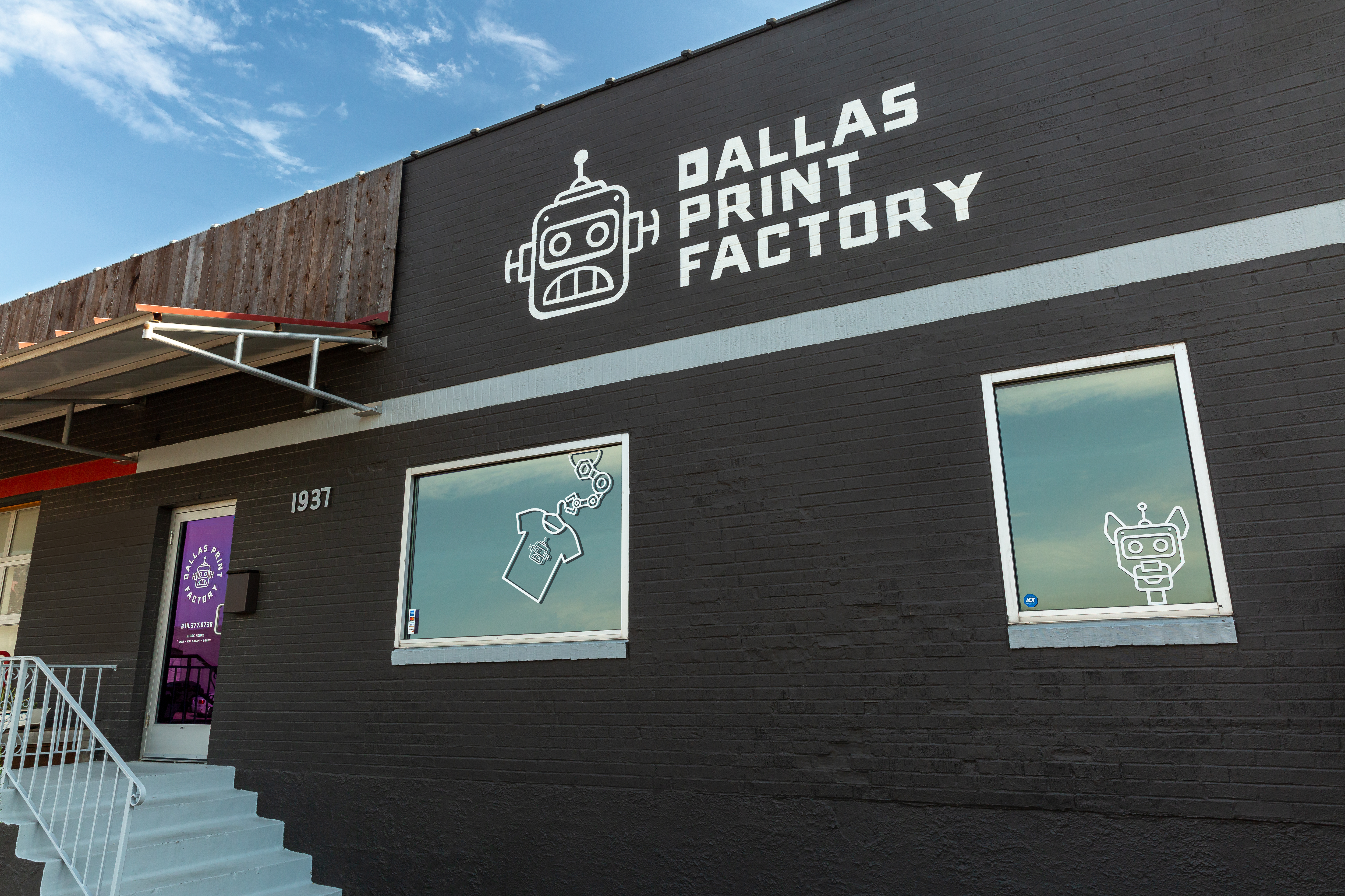 Dallas Print Factory reaches one year anniversary.