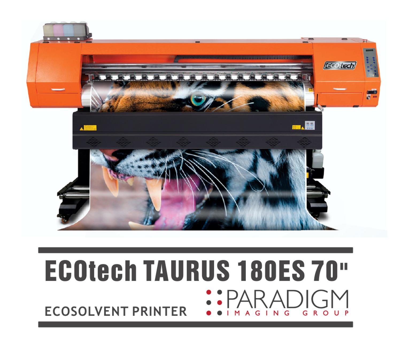 Paradigm Imaging Group ECOtech Taurus 180ES