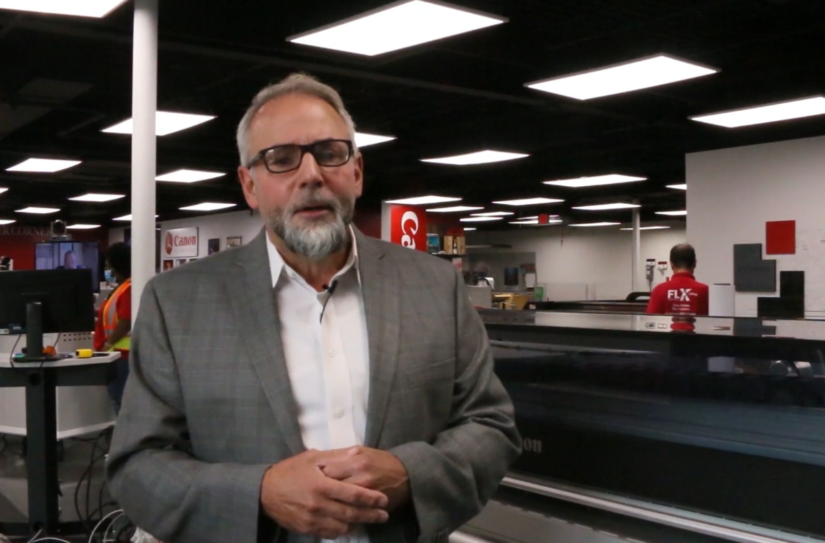 John Kaufman, Senior Marketing Specialist, Canon Solutions America