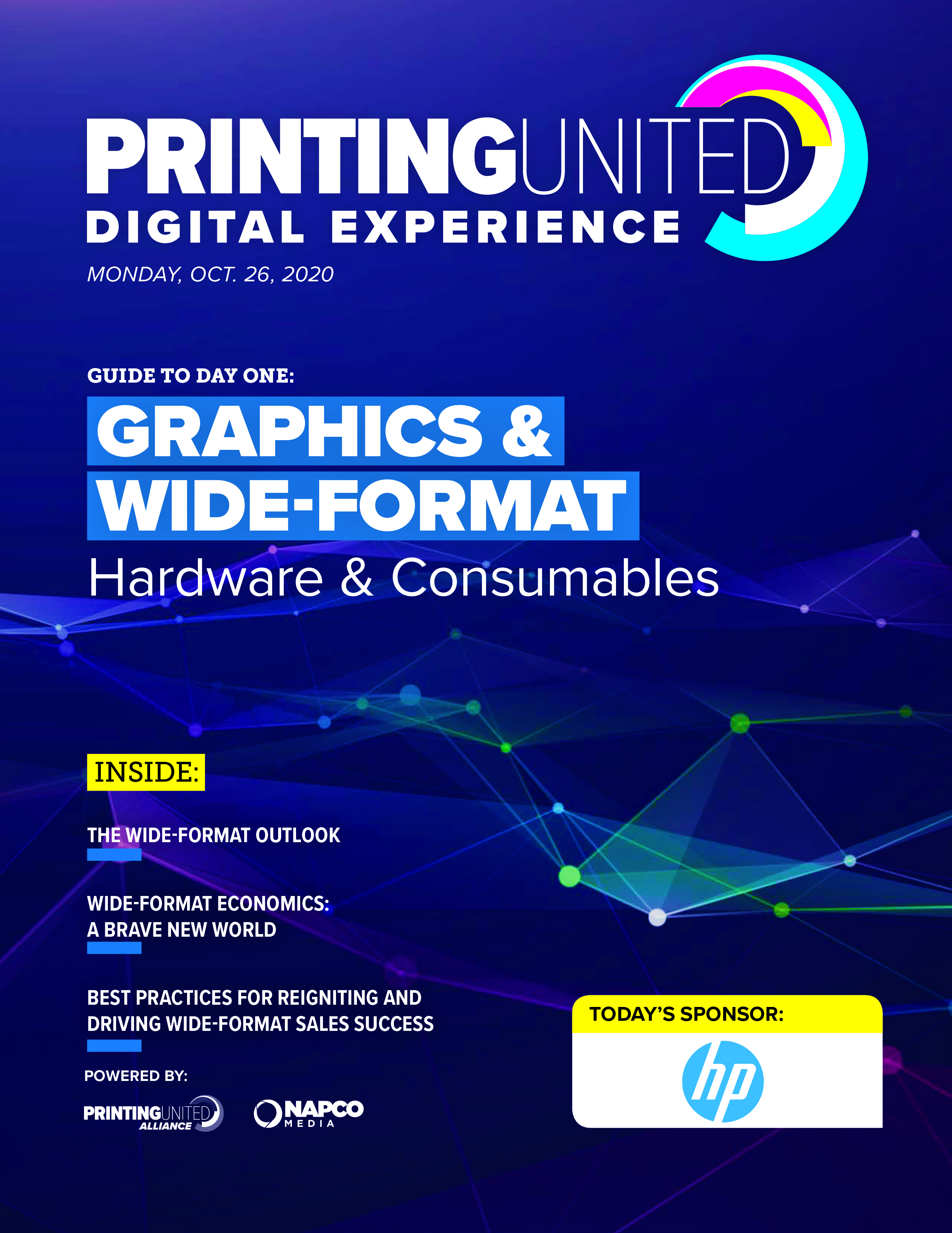 PRINTING United Digital Experience Day 1