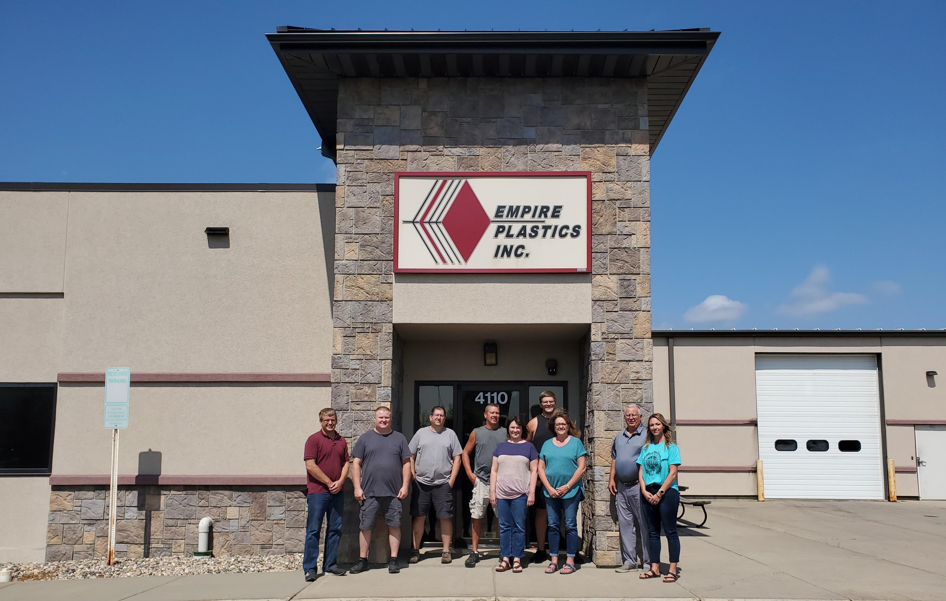 Piedmont Plastics acquires Sioux Falls-based Empire Plastics.