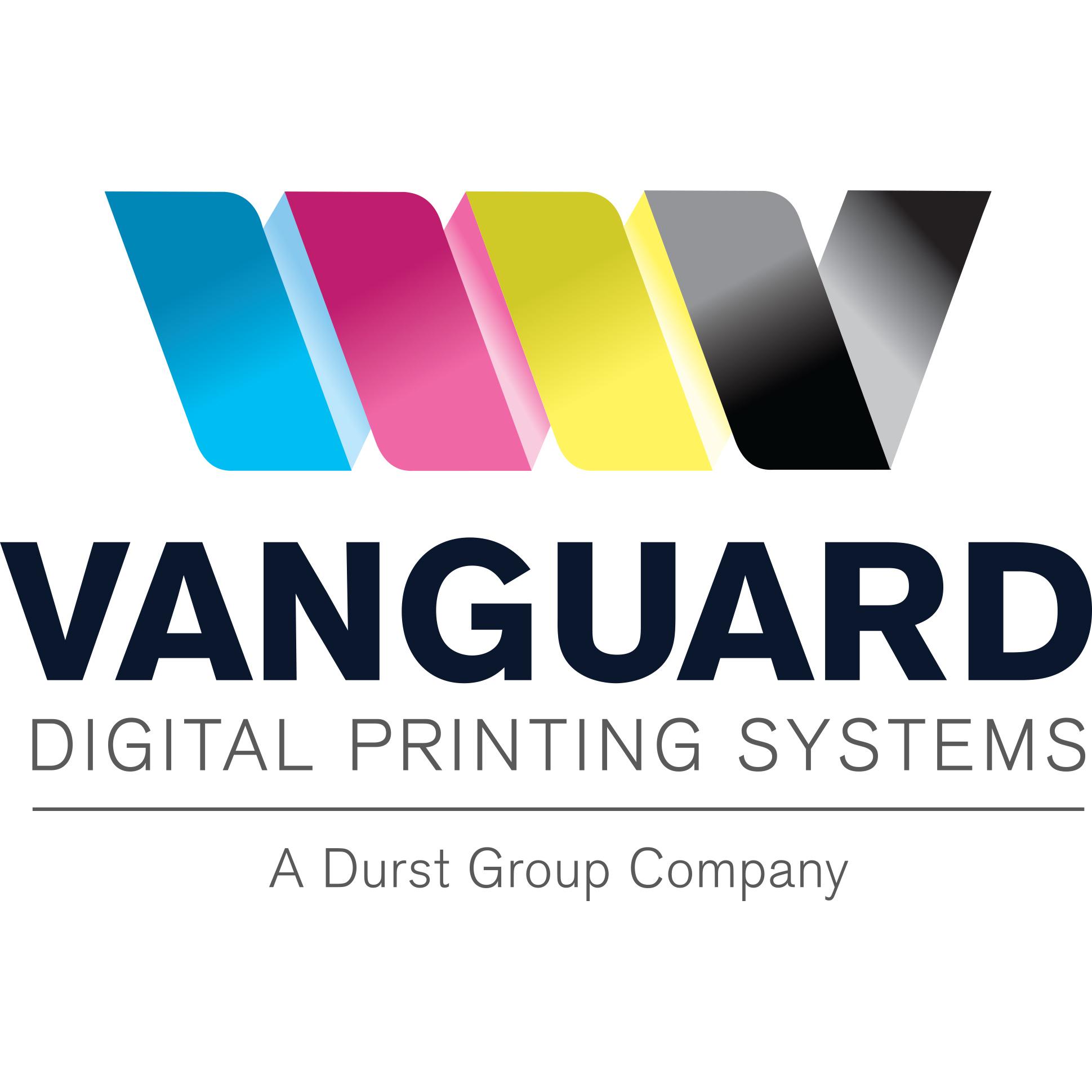 Vanguard Digital Printing Systems Durst logo