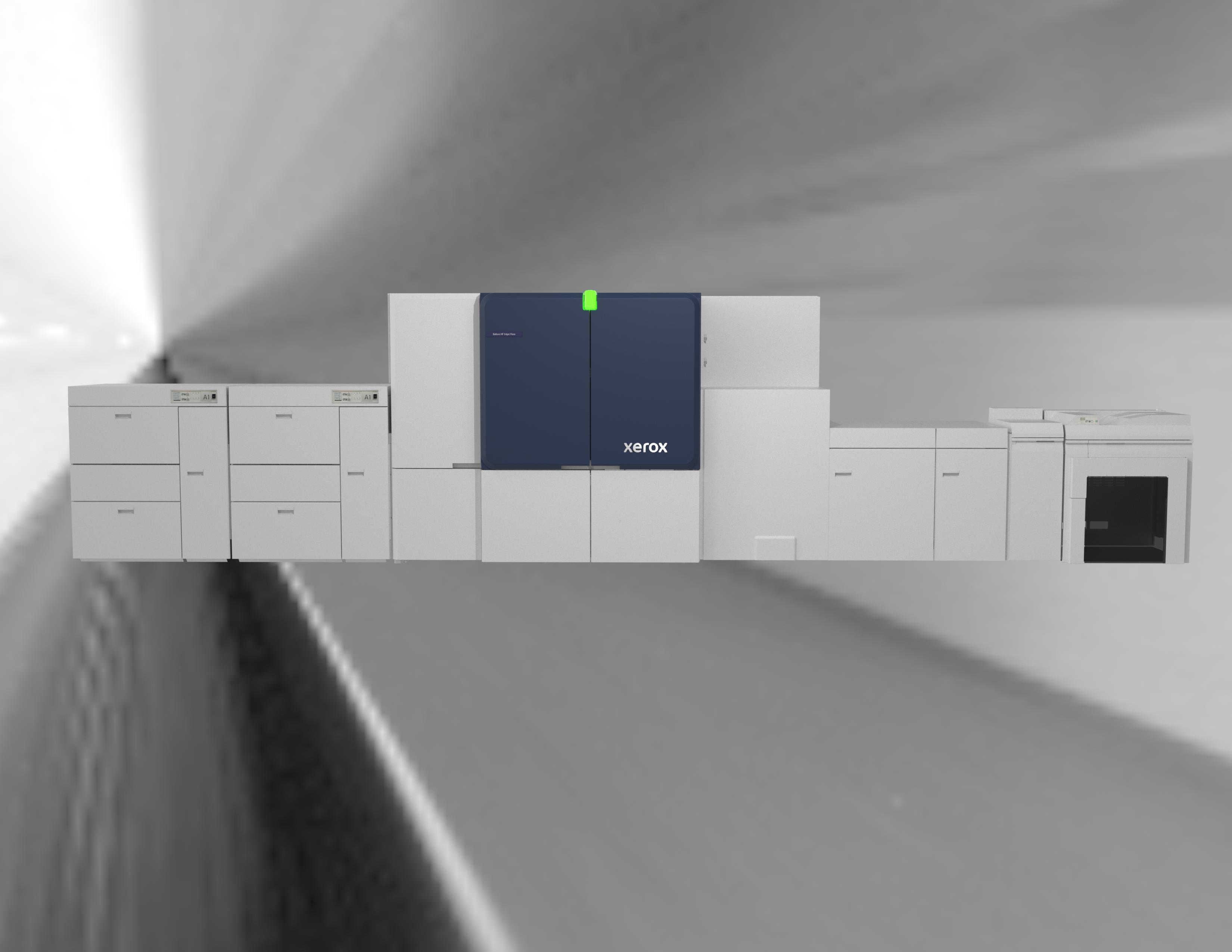 Xerox Baltoro HF Inkjet Press — Xerox Corporation