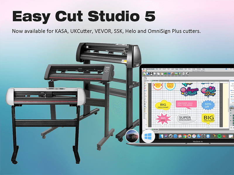 Easy Cut Studio 5