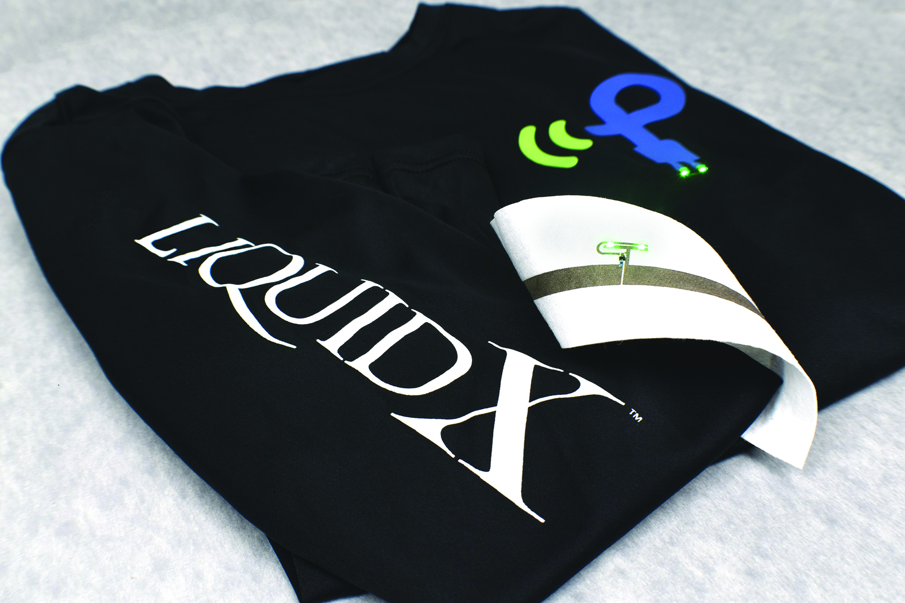 Conductive inks for smart wearables