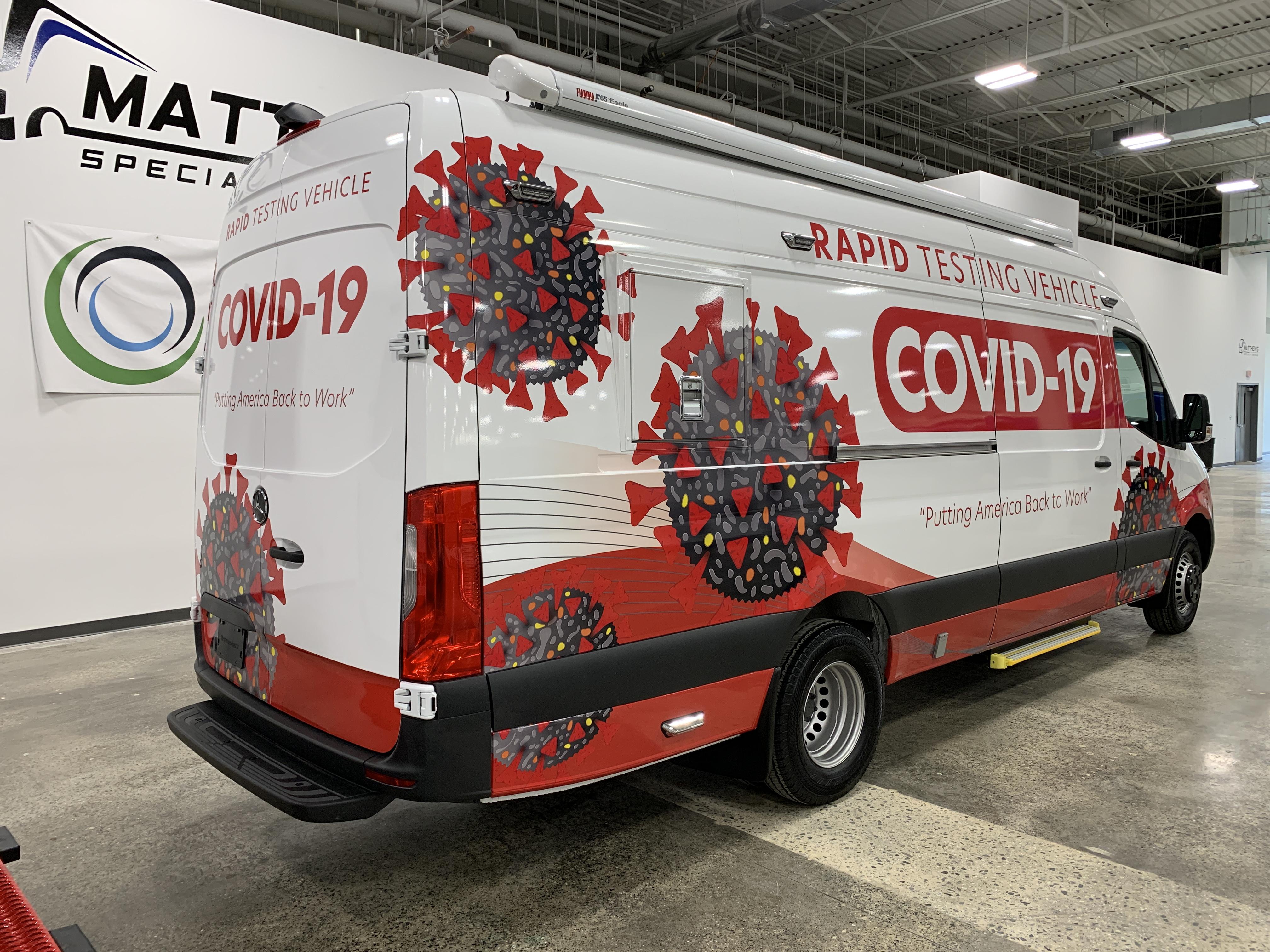 The Innovators: Matthews Specialty Vehicles