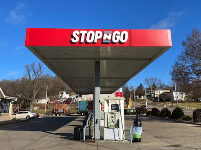 GSP Creates Branding for Stop-n-Go Stores