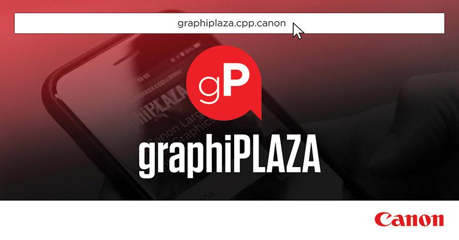 Canon graphiPLAZA