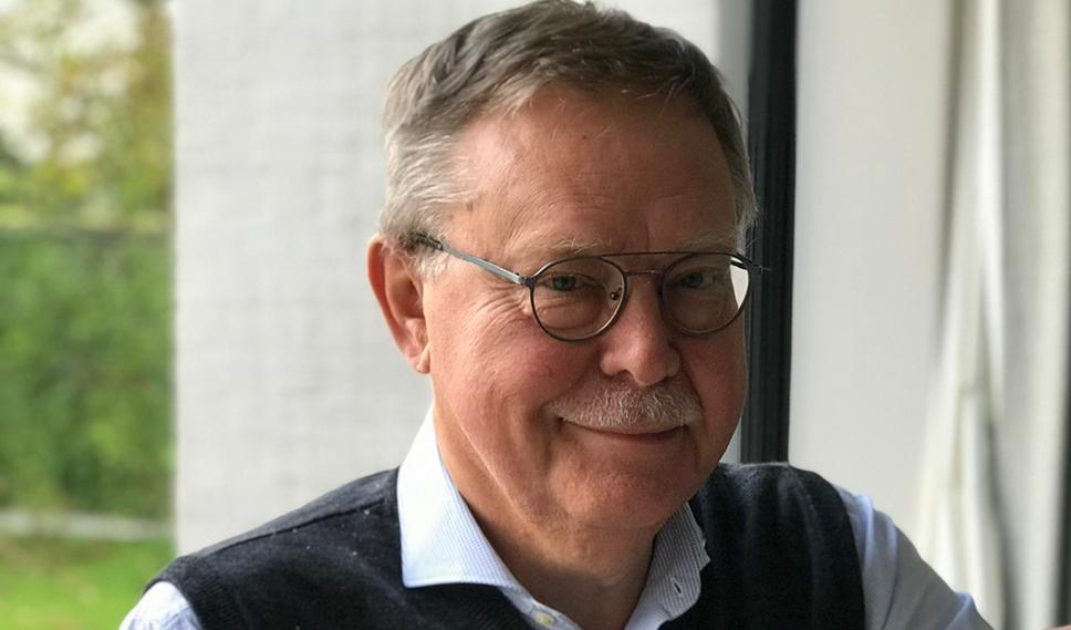 Guido Van der Schueren, Chairman, Global Graphics