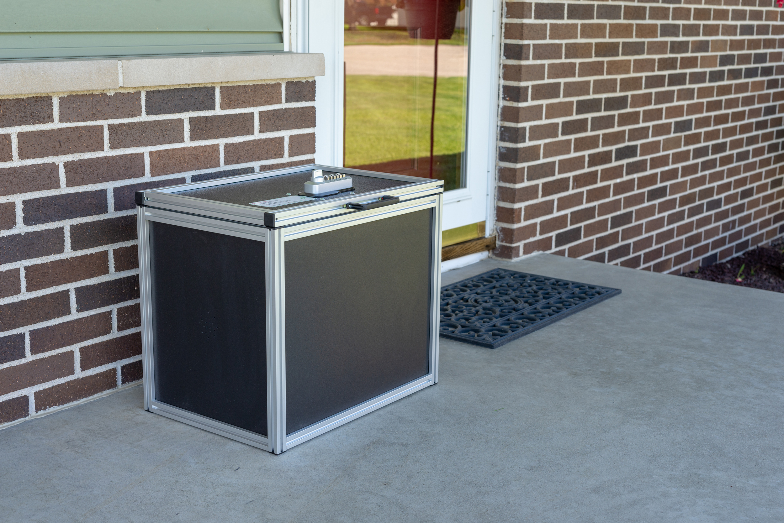JIB Box with SINTRA PVC