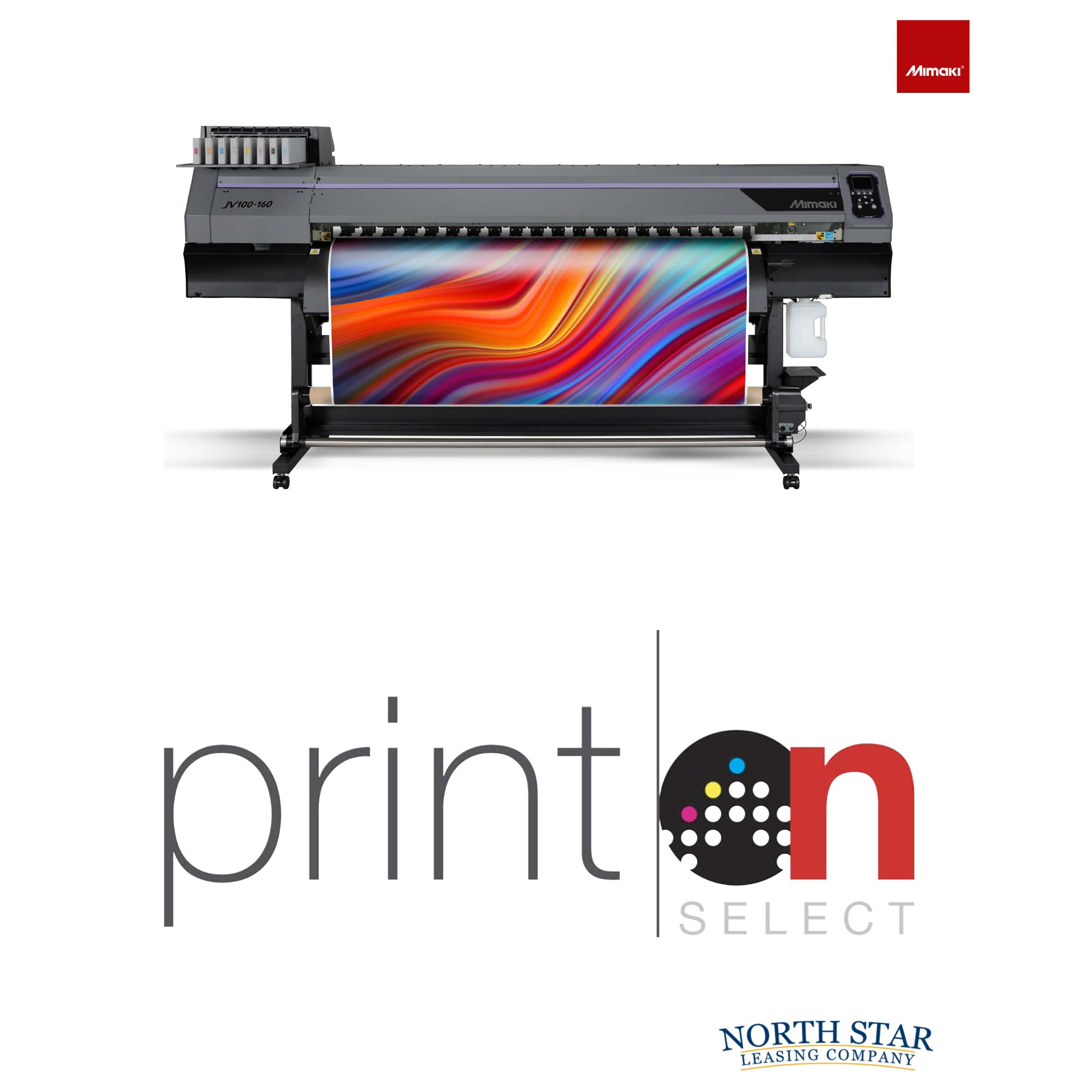 Mimaki USA Print On - Select