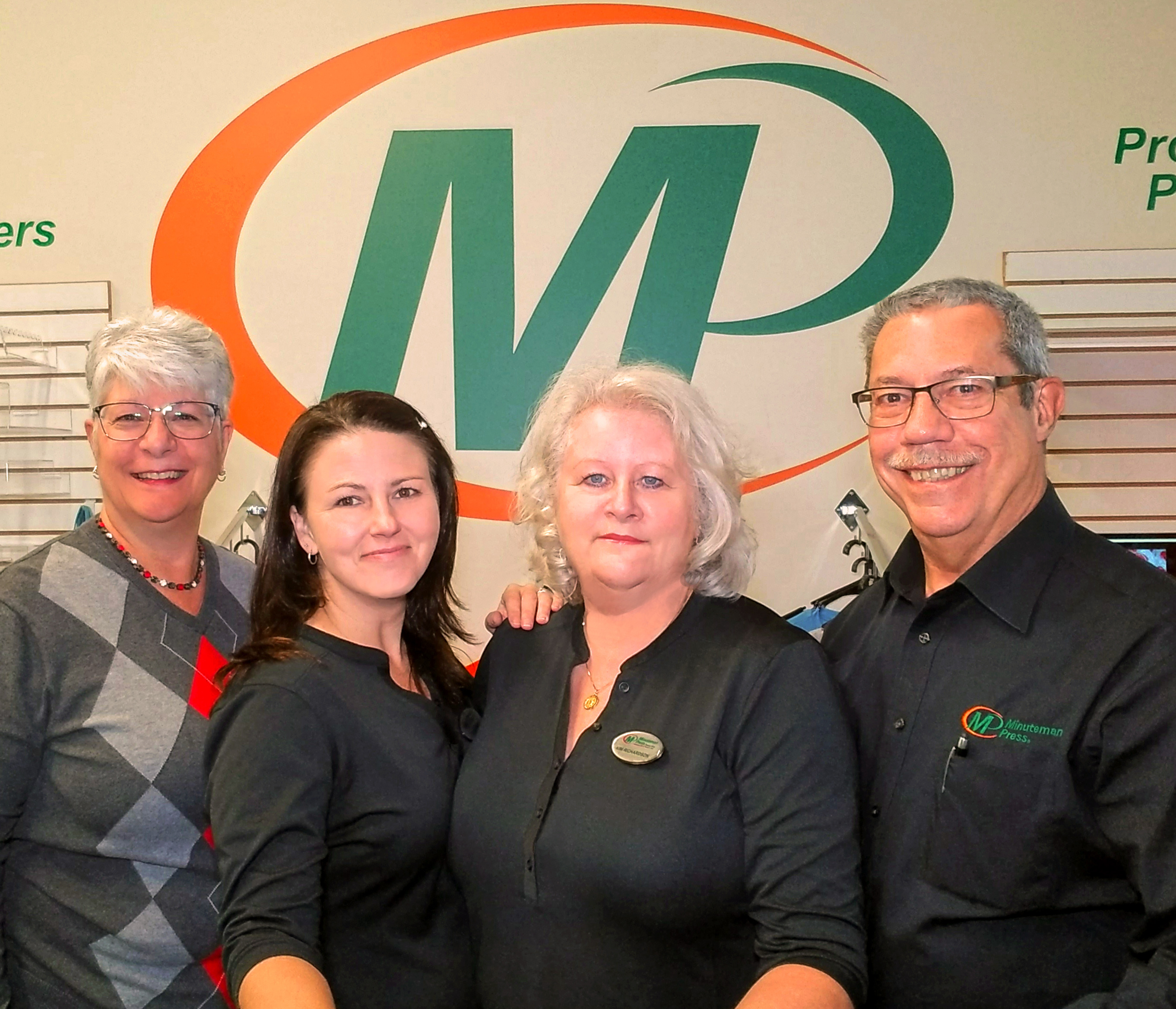 Minuteman Press franchise small business of the year
