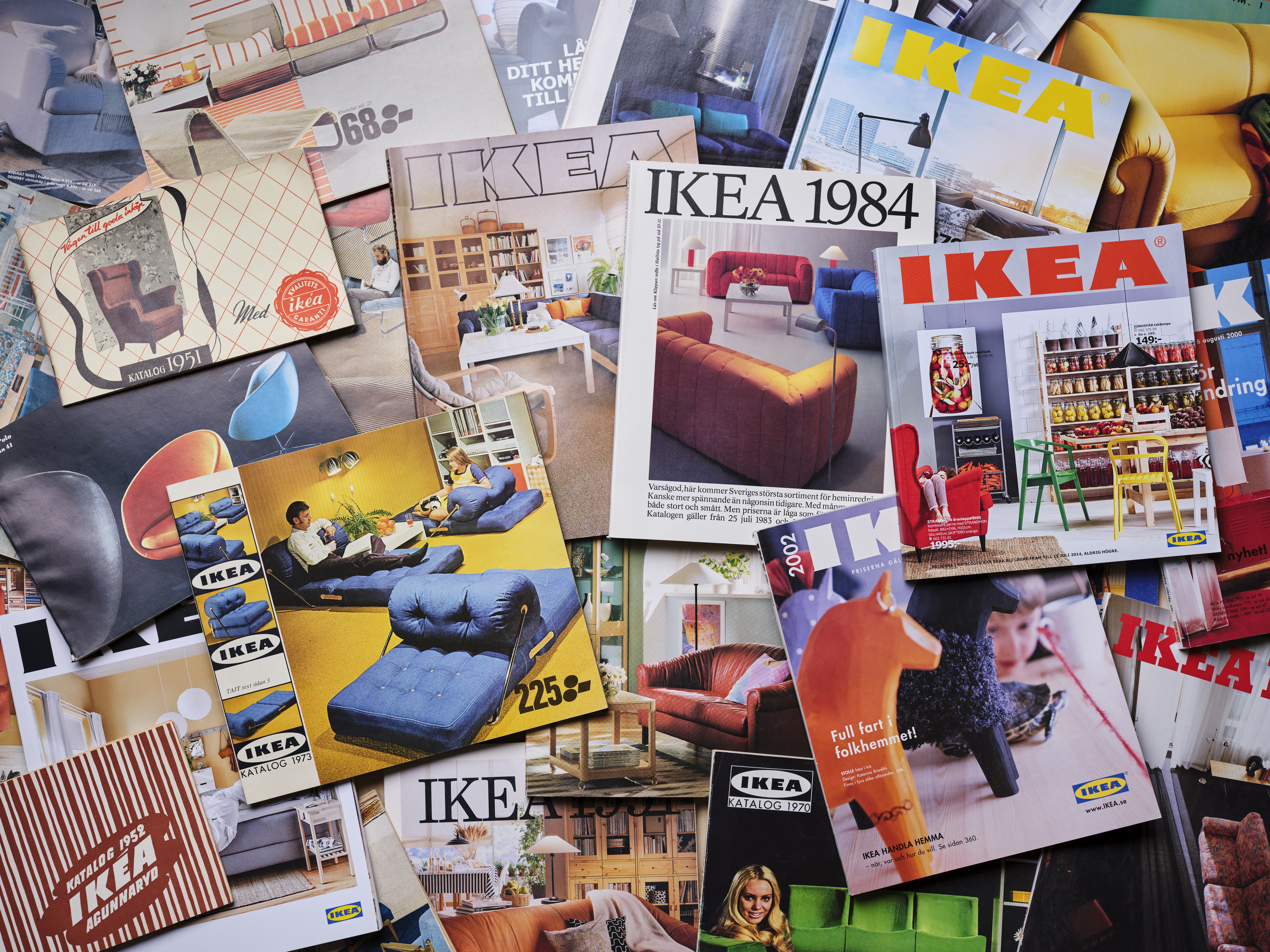 IKEA has ditched its catalog