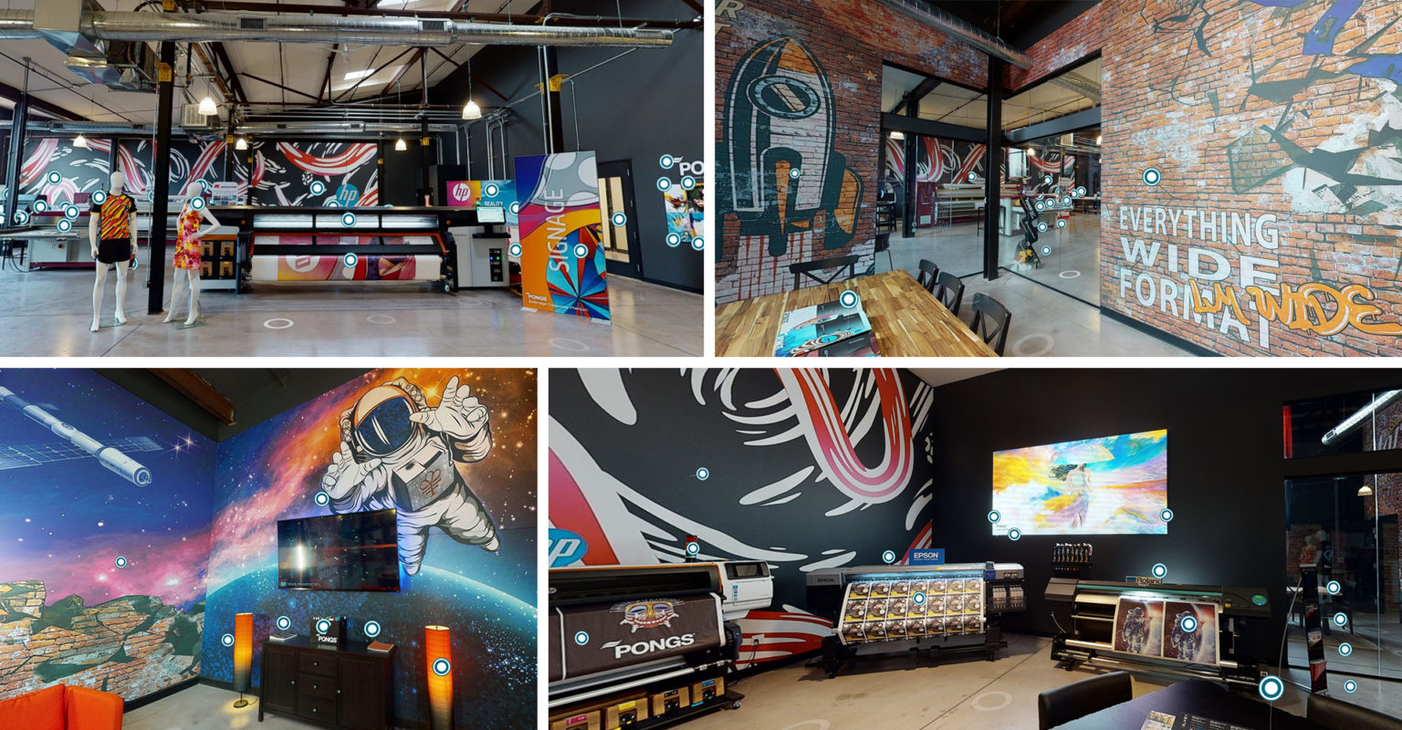Lindenmeyr Munroe expands wide-format experience center.