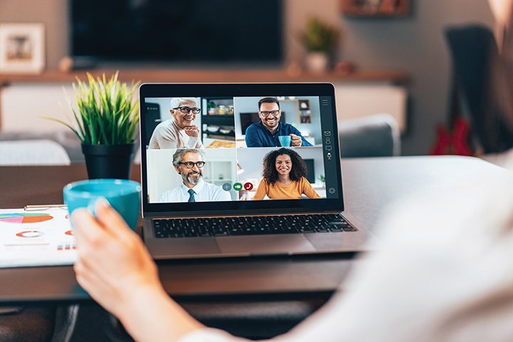 Tips for remote selling in a virtual world