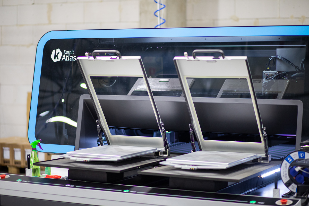 Printful adding more than 50 Kornit Digital Atlas systems in 2021.