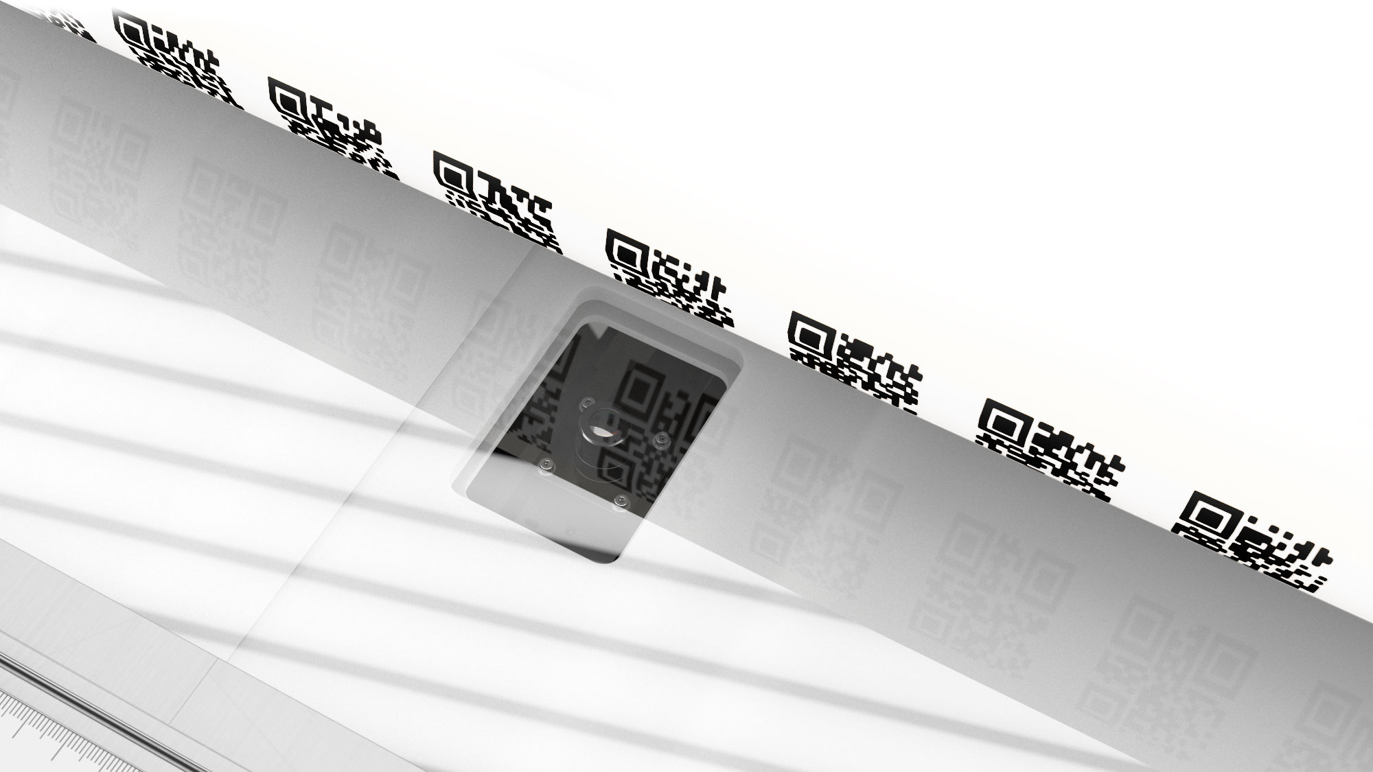 swissQprint QR codes for double-sided printing