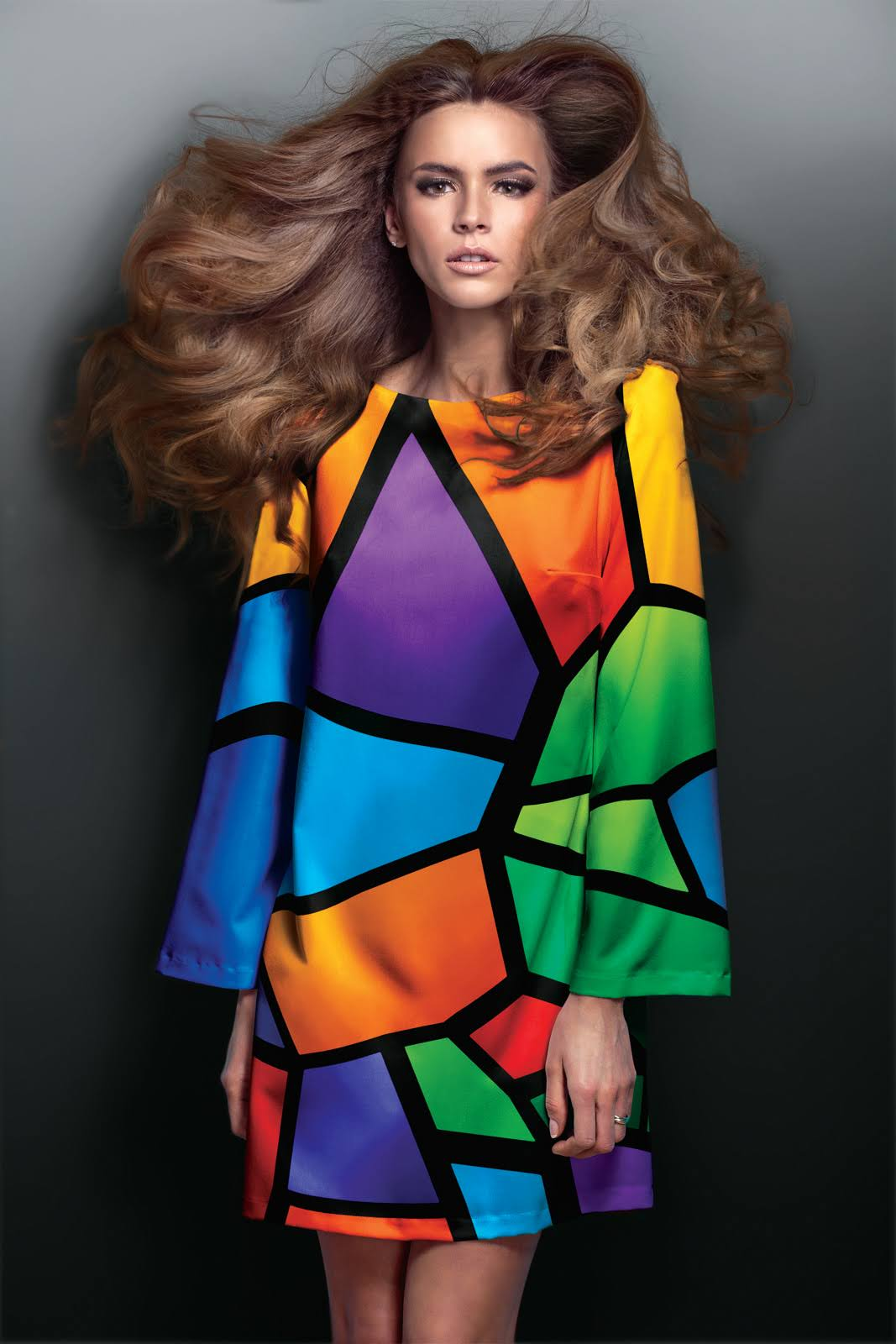 Digital textile printing allows brands to bring new designs to market faster.