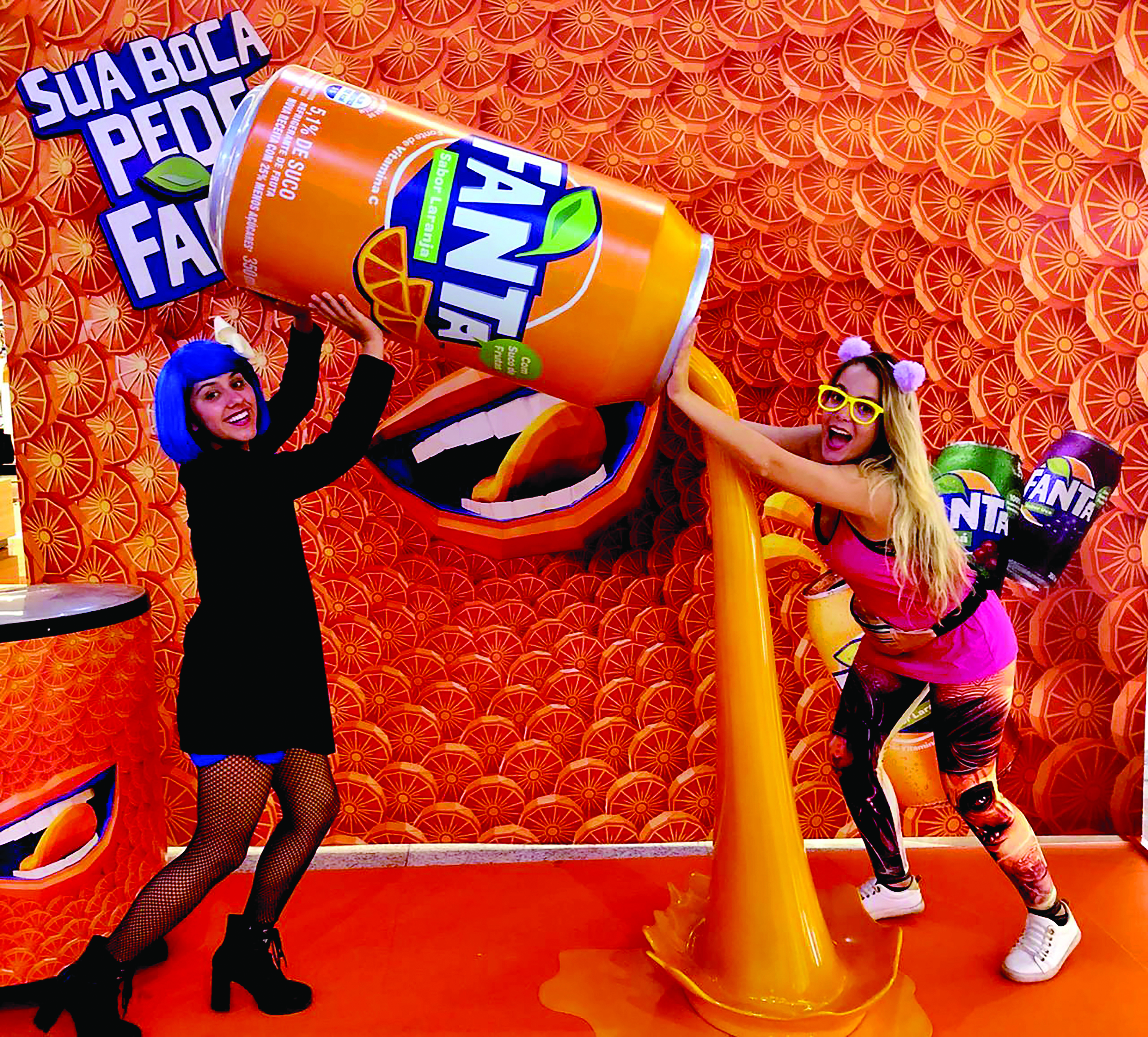 3D printing can be used to create a range of larger-than-life POP displays.