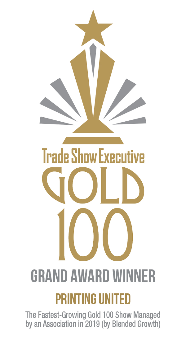 PRINTING United named Gold 100