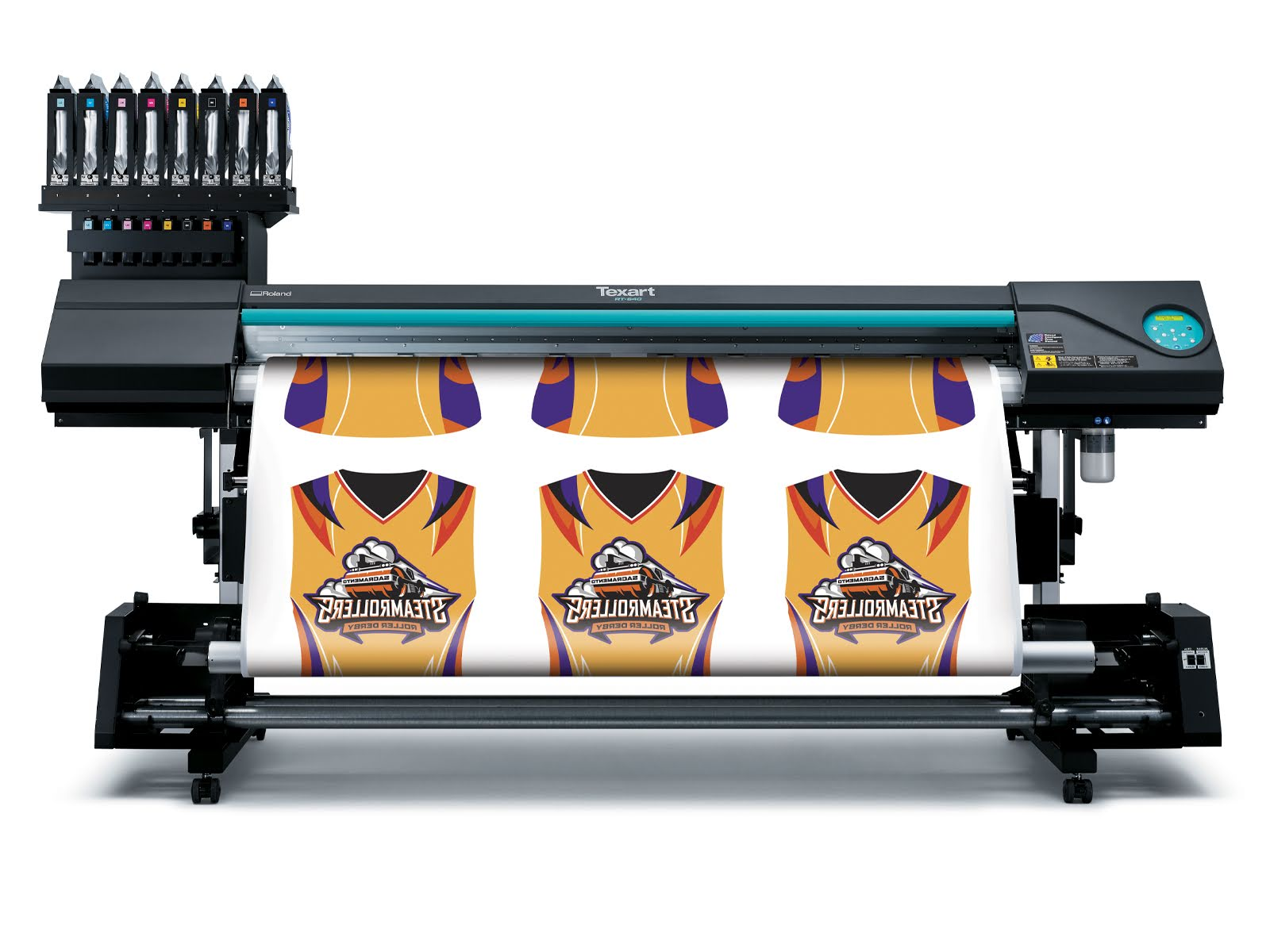 Digital textile printing isn't an all-or-nothing game.