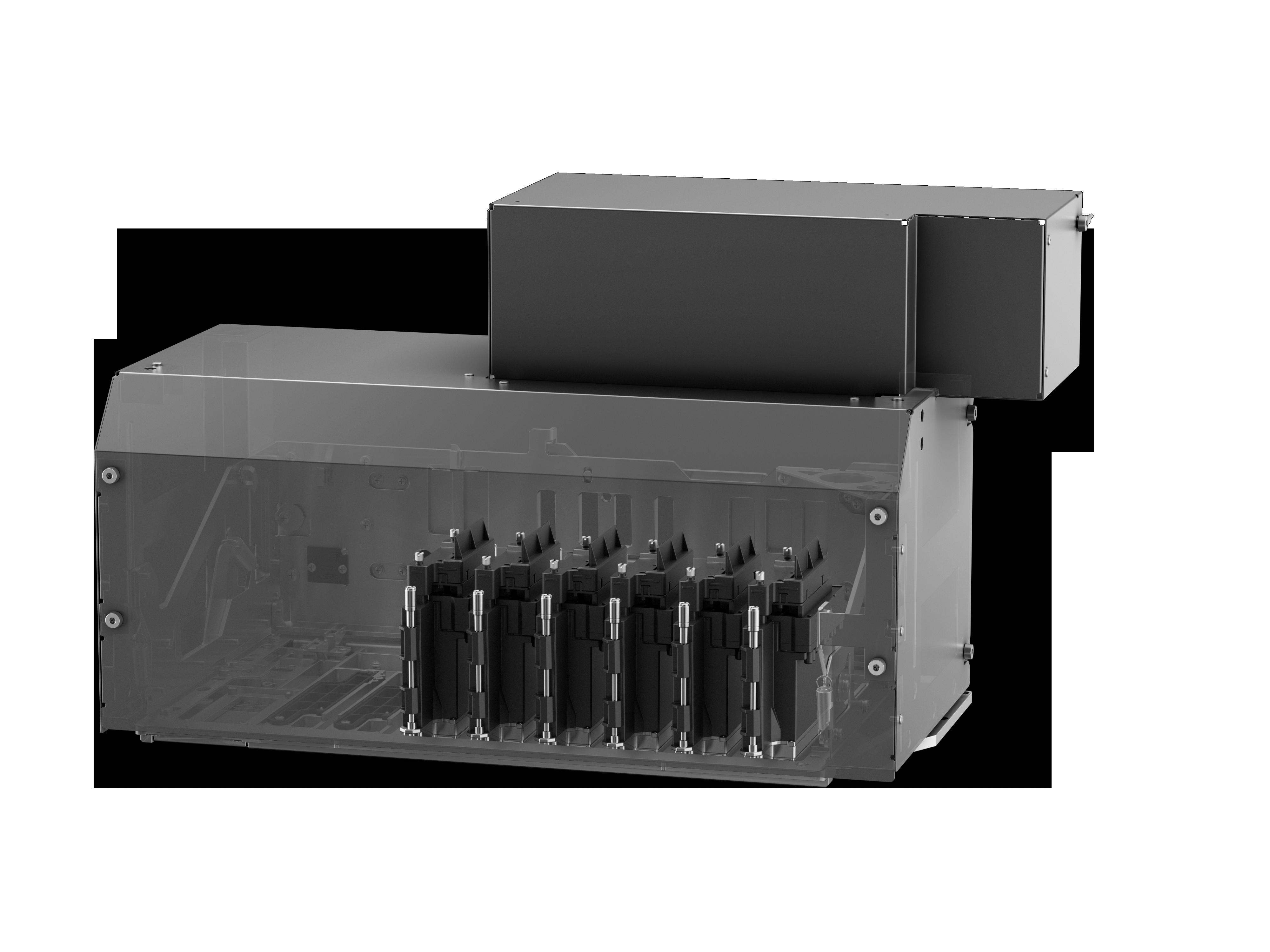 Epson SureColor F10070H printheads