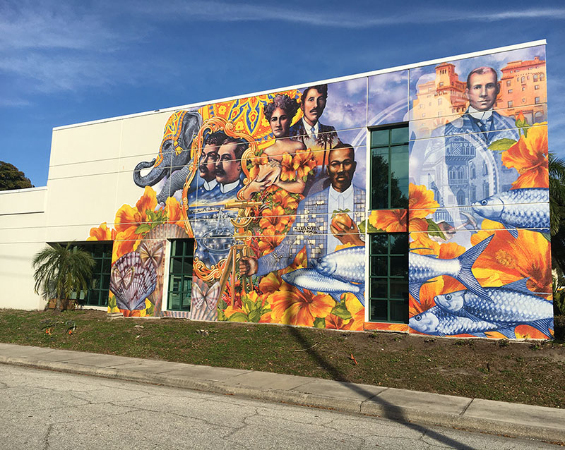 SpeedPro Affinity Solutions Helps Sarasota County Celebrate 100-Year Anniversary