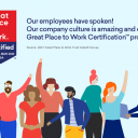 S-One named a Great Place to Work