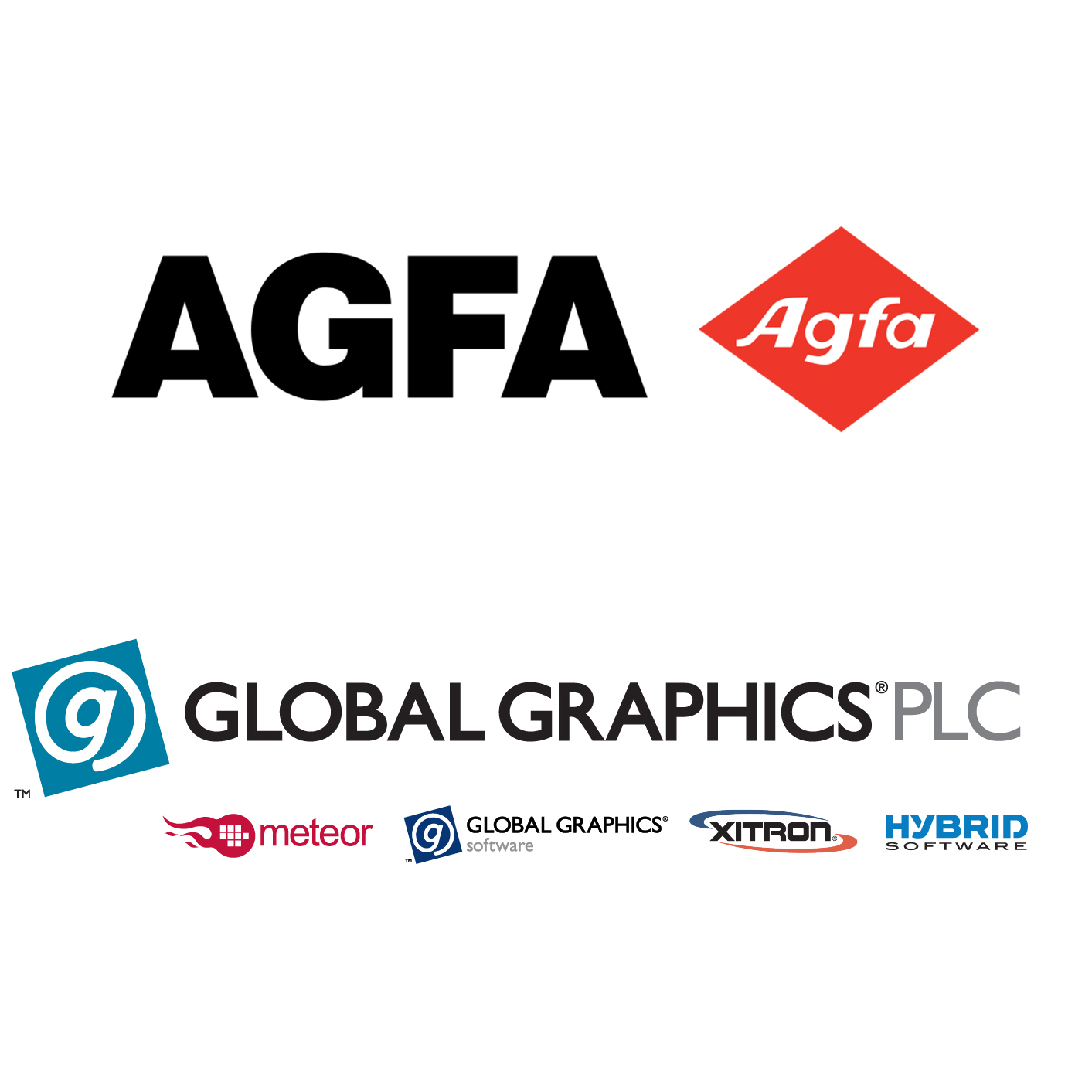 Agfa partners with HYBRID software